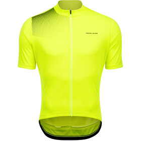 PEARL iZUMi Tour Maillot Manga Corta Hombre, screaming yellow/phantom transform